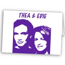 thea and edie