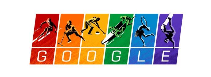 Google Olympics Gay