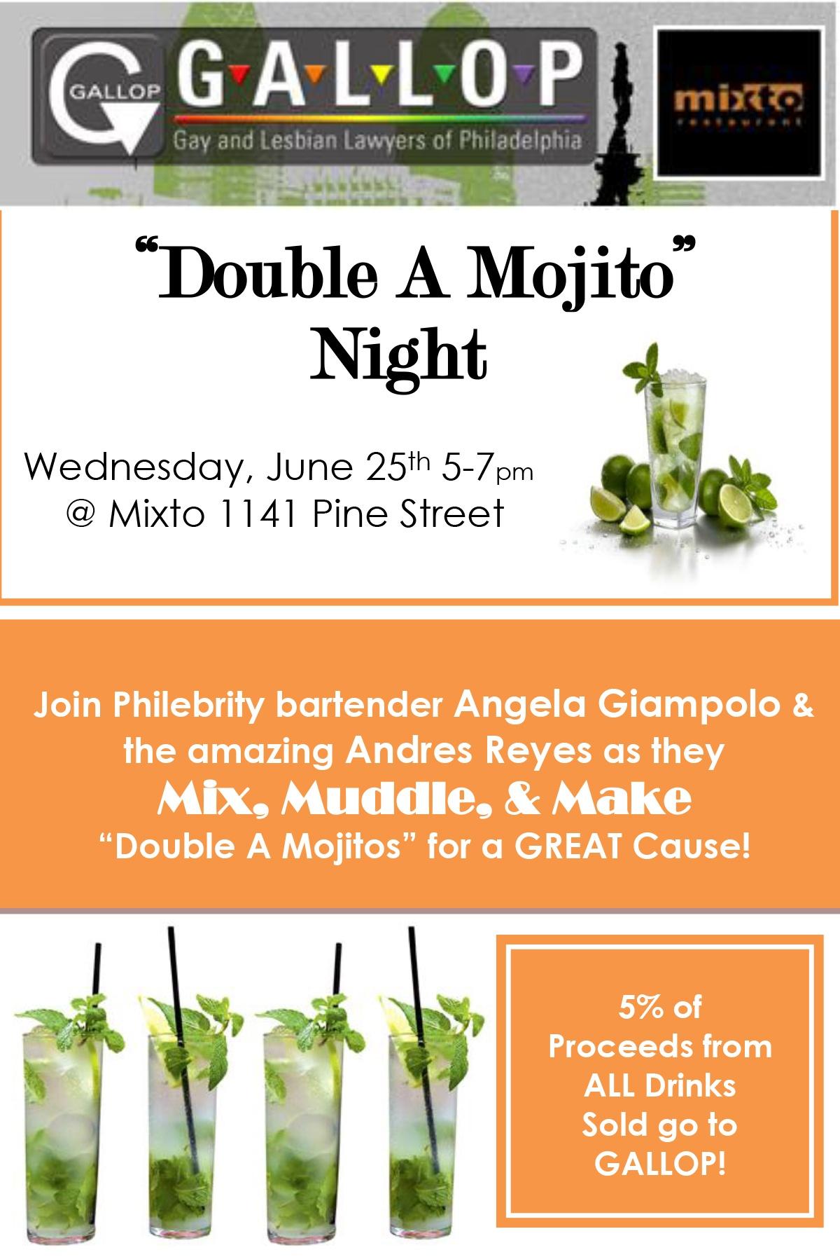 Double A Mojito
