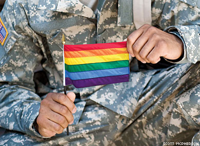 Ongoing LGBT Evolution in the U.S. Military • Giampolo Law Group