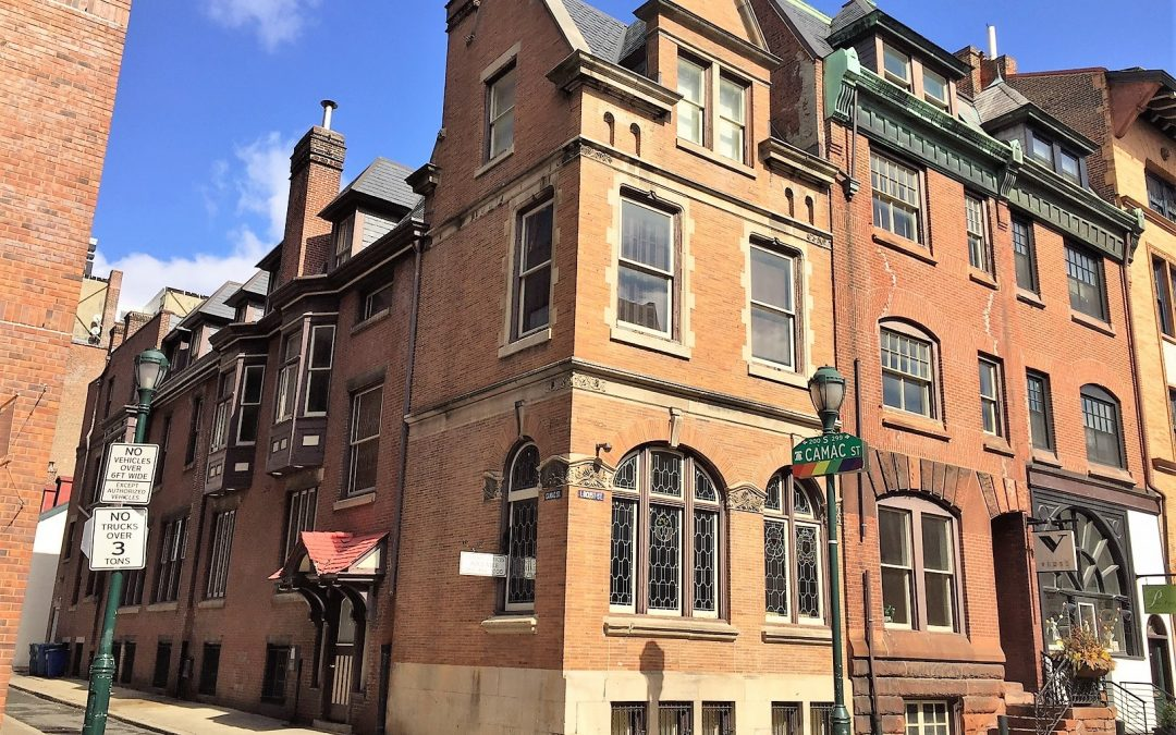 OFFICE MOVE ALERT – Giampolo Law Group Moves to Historic Building in the Gayborhood!