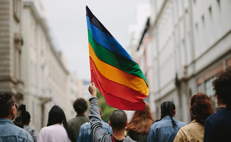 No Justice, No Pride: How Pride Can Aid the Immediate Social Movement