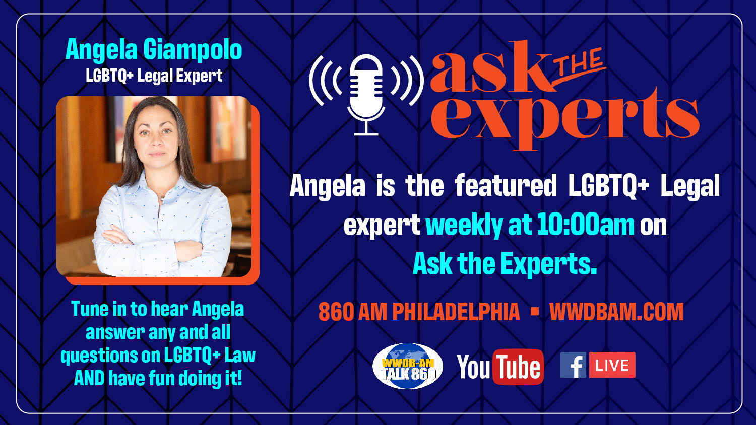 Ask the Experts. Tuesdays at 10:0 a.m.